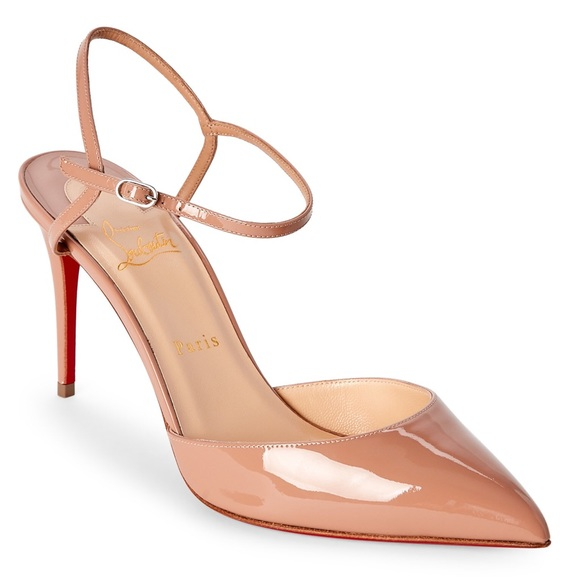 7d4852a49156 Christian Louboutin Shoes - CHRISTIAN LOUBOUTIN Rivierina D Orsay Pumps 85mm